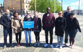 Walking tours-Stockholm tourist