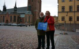 Walking tours-Stockholm sites