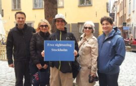 Free walking tours-Stockholm attractions