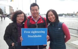 Walking tours-Stockholm vacation