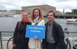 Free walking tours-day trips from Stockholm