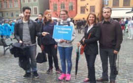 Free walking tours-Stockholm city tour