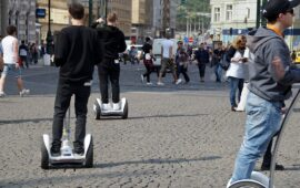 Segway Stockholm Airwheel 30€ Guided Tour