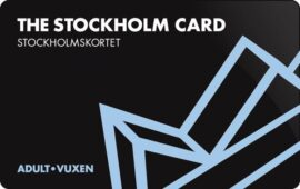 My First Experience – The Stockholm Card