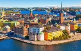 Amazing Vacation Visit to Stockholm