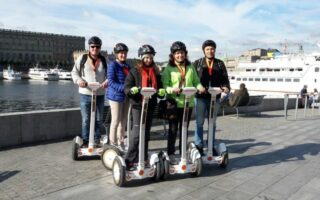 10  interesting & surprising facts about Segway Stockholm
