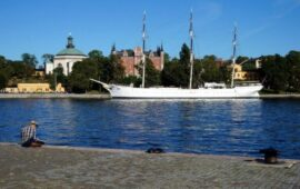 Where to stay in Stockholm-Sweden travel