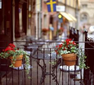 Stockholm b&b