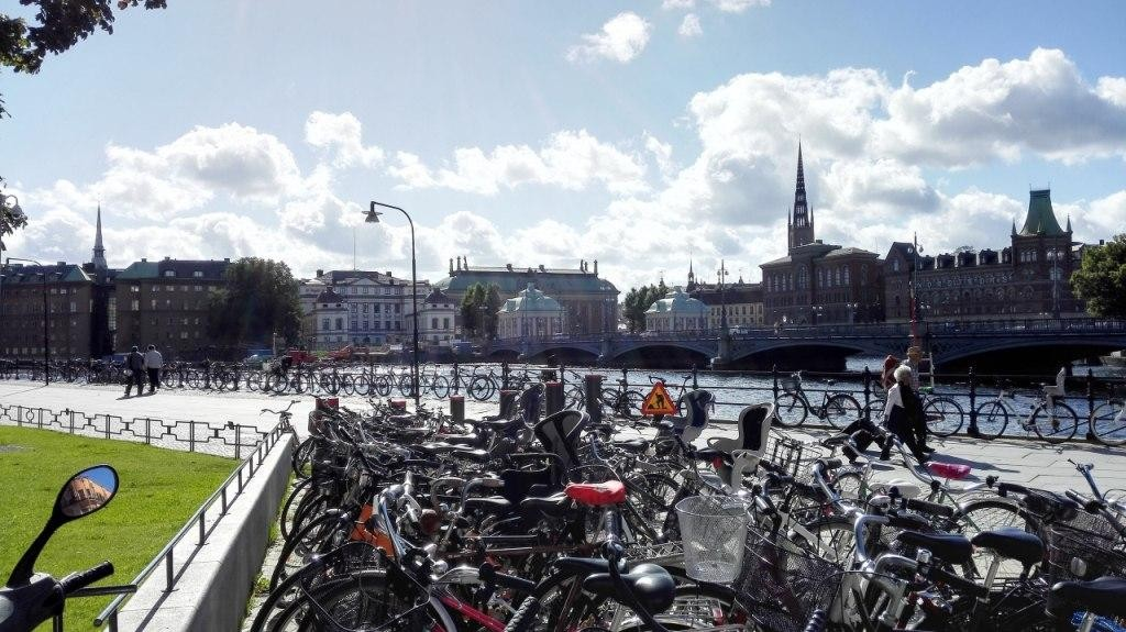 Bed and breakfast in Stockholm