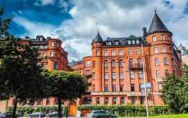 Find a place to put up at Stockholm-appartement Stockholm