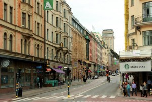 place to stay in Stockholm