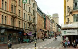 Find a place to put up at Stockholm-rent flat Stockholm