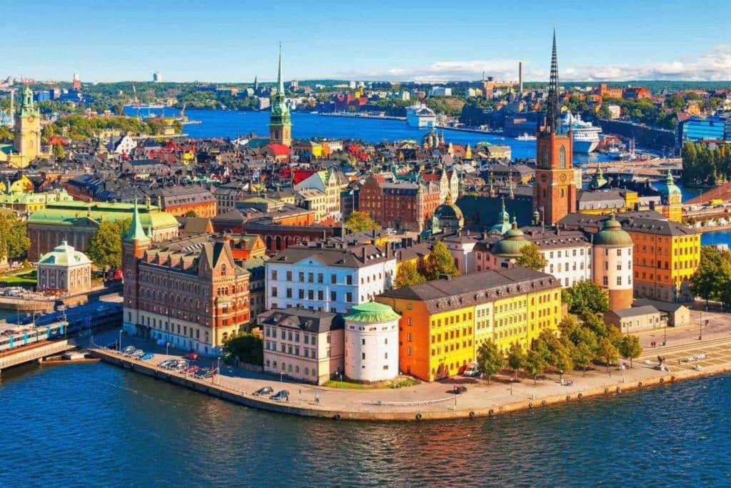 Stockholm Time Zone