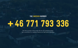 Time To Call A Swede? Yes !