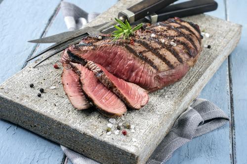 Rökt kött