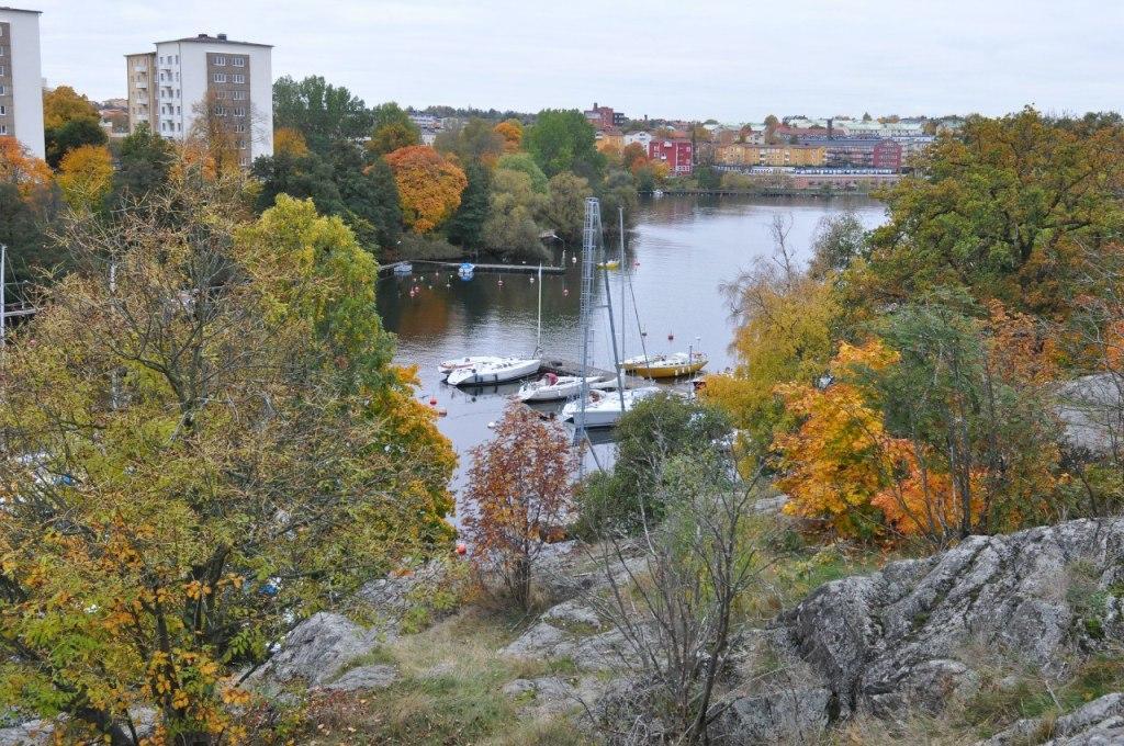 Langholmen Park