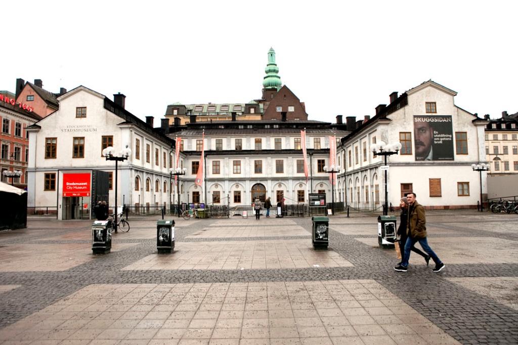 El museo Stadsmuseet