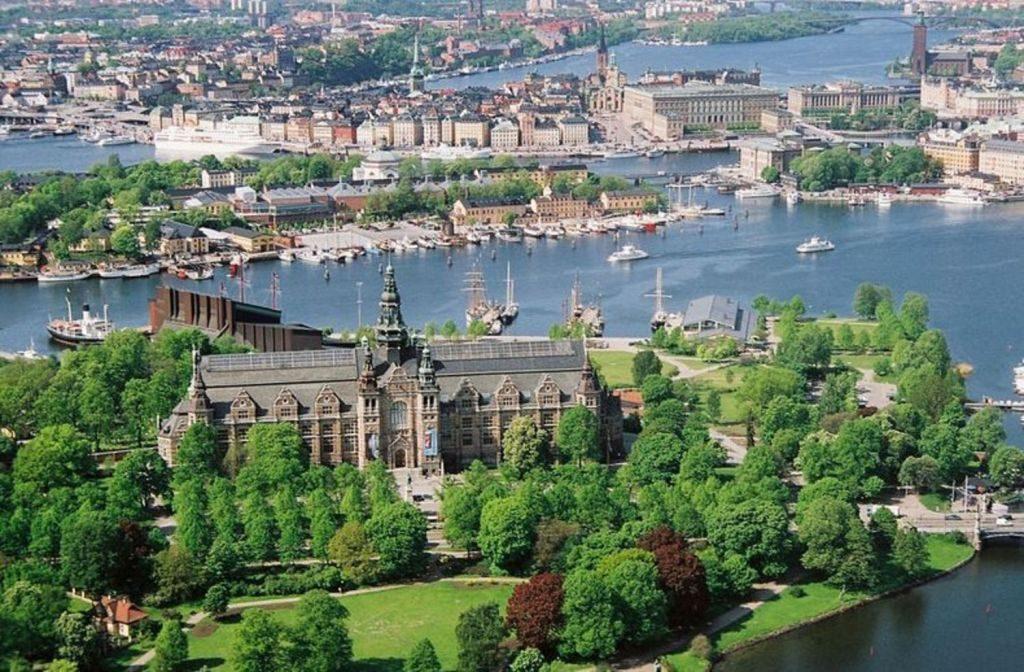 free tour Estocolmo