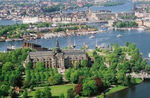 La isla de Djurgården