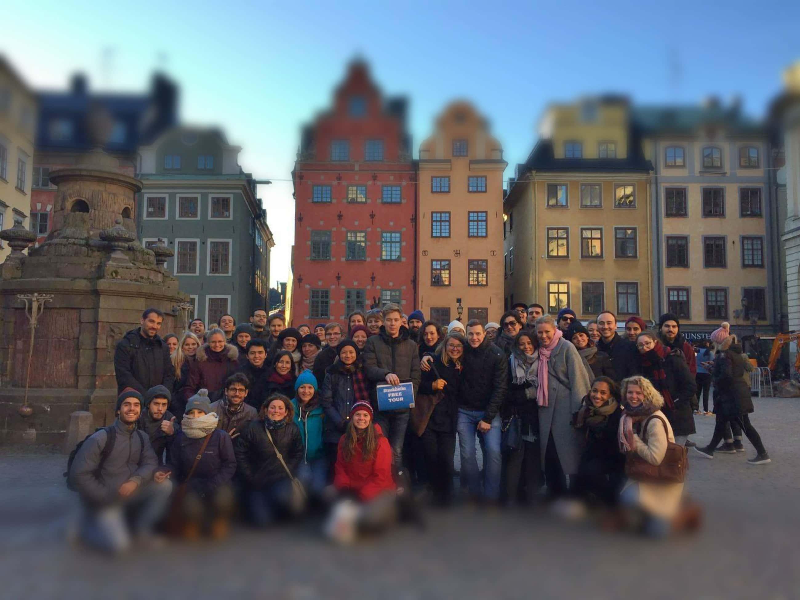 free tour stockholm old town
