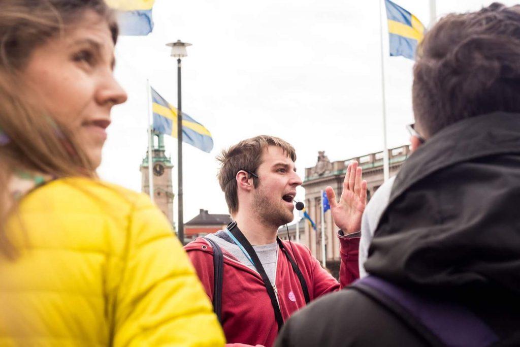 Free Tour Stockholm