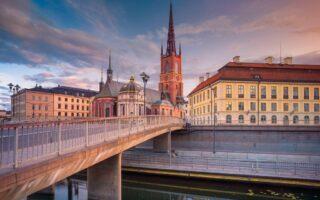 Conoce los lugares populares en Estocolmo